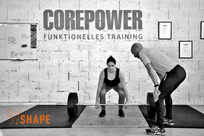 viele Frauen nutzen das CorePower Angebot